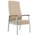 Canton Patient Chair, Metal Frame, High Back