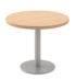 Disc dining table